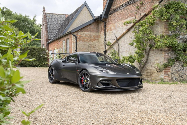 La Lotus Evora GT430 presque indomptable