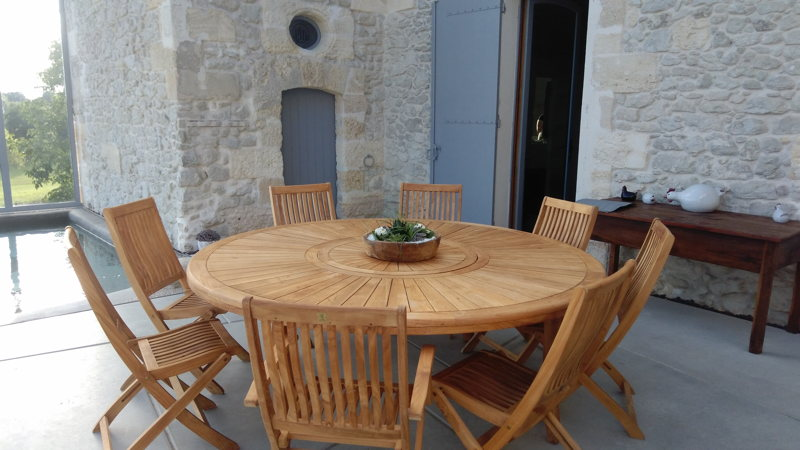 Le Château Prieuré Marques près de St-Emilion 4