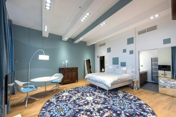Ma chambre au Château Prieuré Marquet