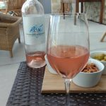 Goûter au rosé sec du Château Prieuré Marquet