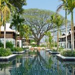 Arpenter le Na Nirang hôtel à Chiang Mai en Thaïlande
