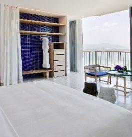 Dans ma chambre au Point Yamu By COMO à Phuket