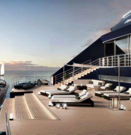 Croisière luxe avec le Ritz Carlton
