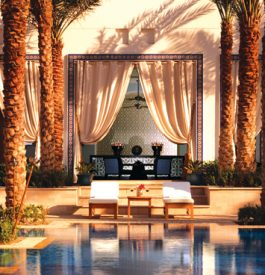 Dans le Talise Ottoman Spa à Dubaï