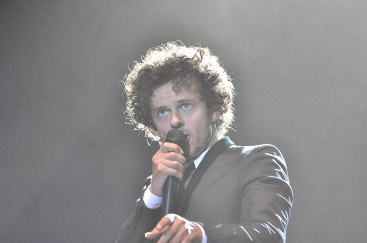 Michael Grégorio au festival Montauban en Scène