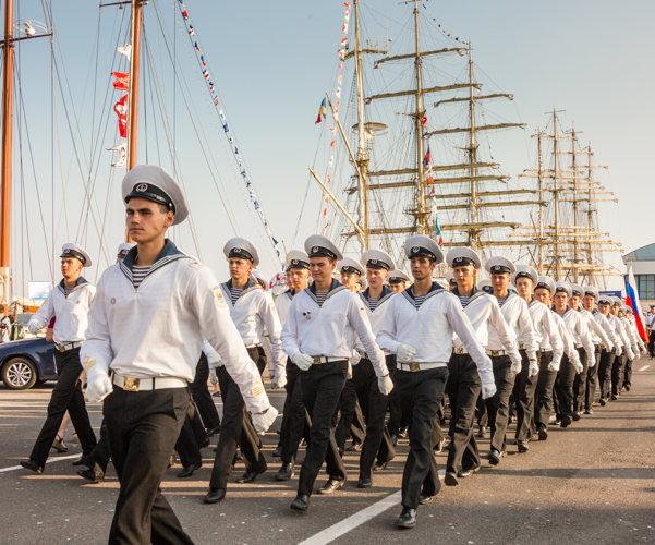 Les marins des Grandes Voiles