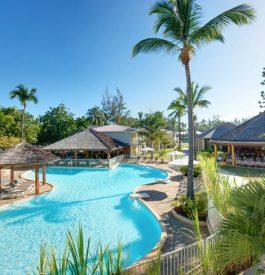 L'hôtel Lux Resorts au Grand Gaube à l'île Maurice
