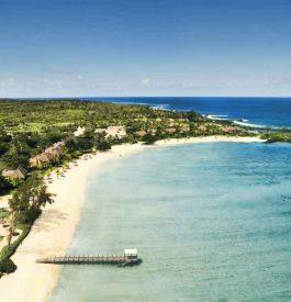 Rester au Shanti Hôtel à l'île Maurice