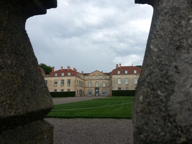 Découvrir le château à Parentignat