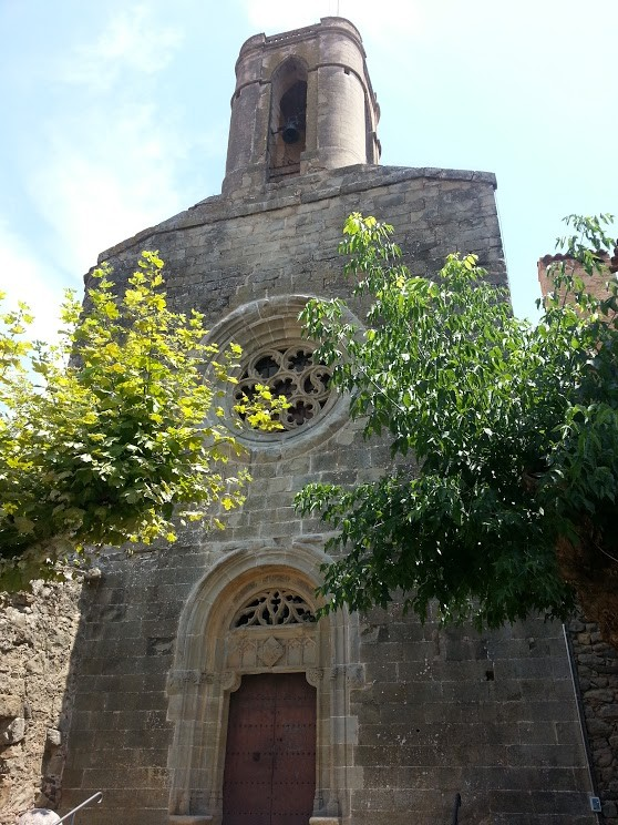 L'église du château de Dali