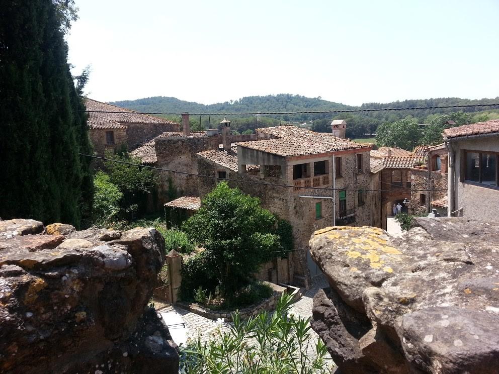 Le château de Gala à Púbol