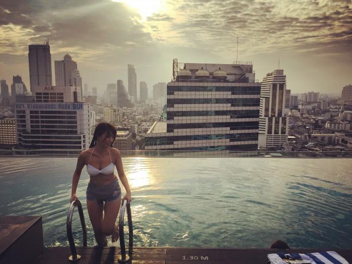 L'Amara hôtel ouvre à Bangkok