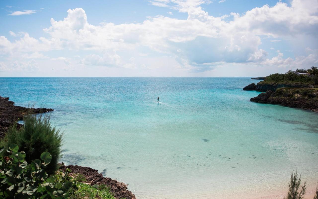 Le Cove Eleuthera aux Bahamas