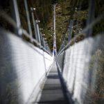 Voyage en Suisse avec le plus long pont suspendu du monde est ouvert. DR : Valentin Flauraud