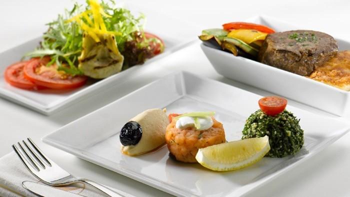 Les meilleurs repas en avion