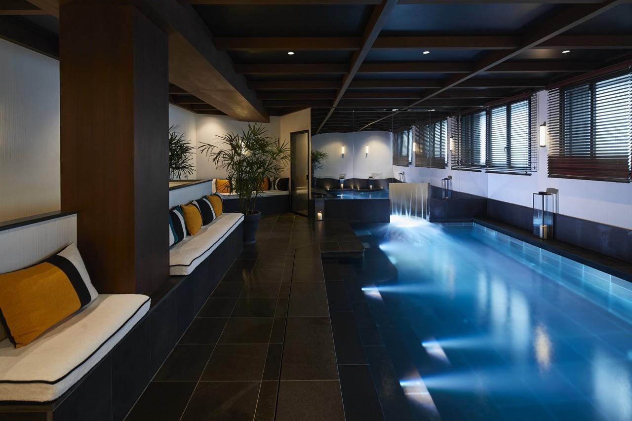 La spa du Roch Hôtel à Paris
