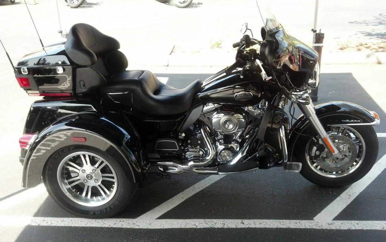 La liberté en Harley Davidson