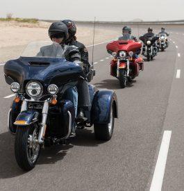 Séjour aux USA en Harley Davidson