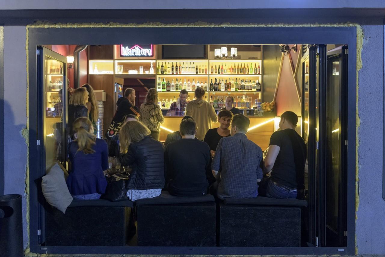 Les bars le long de la Vistule DR : Eric Beracassat