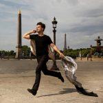 Hugo Matha pour la garde-robe de l'hôtel du Crillon