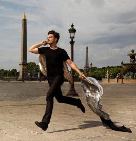 Hugo Matha crée la nouvelle garde robe du Crillon