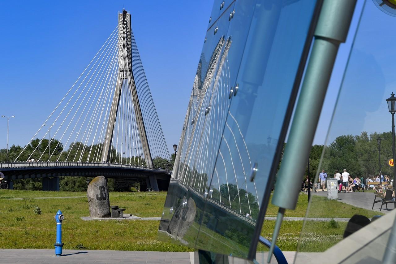 Les infrastructures se modernisent à Varsovie