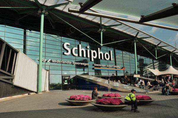 L'aéroport d'Amsterdam