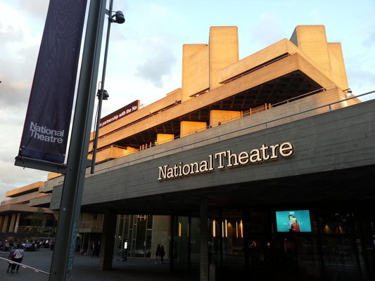 National Theater à Londres