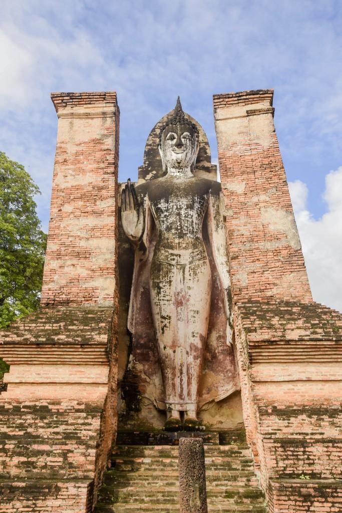 Poursuivre son voyage en Thaïlande avec Sukkothaï