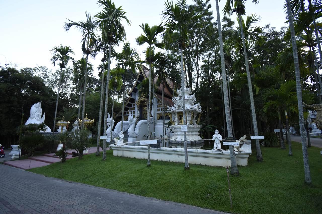 Retour à Chiang Mai