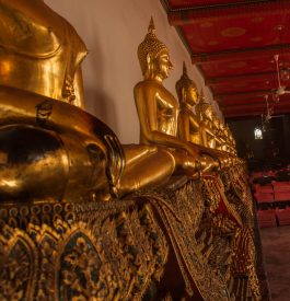 Bangkok moderne et traditionnel à la fois