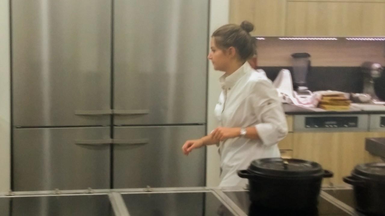 Giacenta Trivero, Top Chef 2016 aux commandes