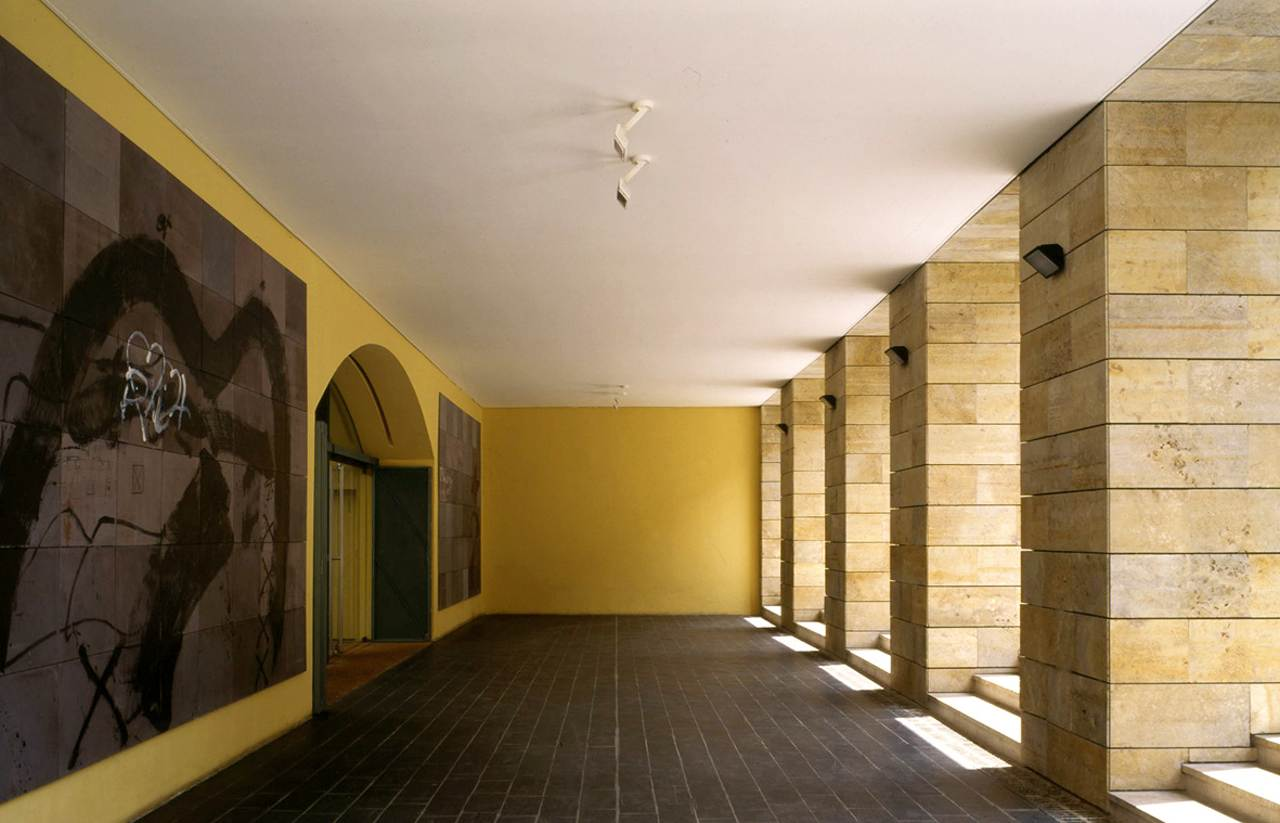 Au musée d'art moderne à Ceret
