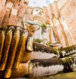 Guide touristique original de la Thaïlande à Sukkothaï
