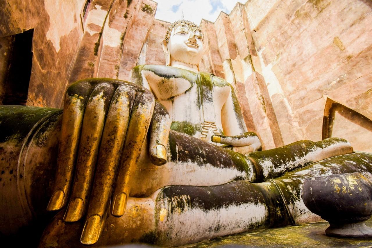 Un site touristique exceptionnel à Sukkothai