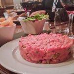 Un repas à l'A.O.C. à Paris