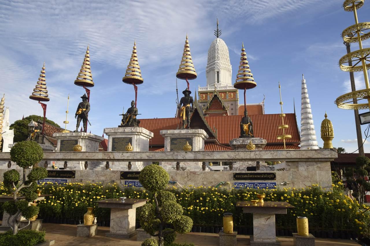 Toujours aussi beau et magique Chiang Mai