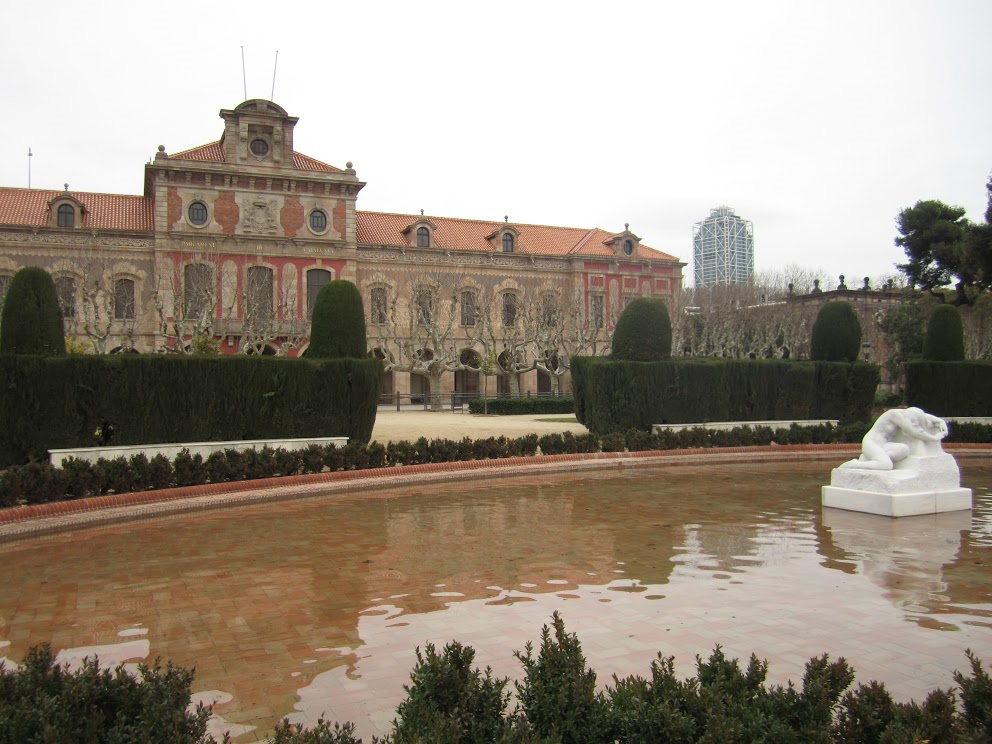 Visiter le Parlement de Catalogne