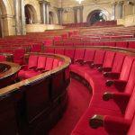 Visiter l'hémicycle du Parlement de Catalogne