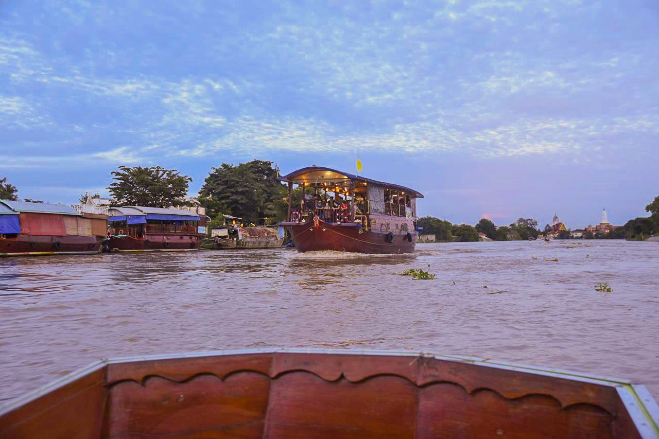 Voyage en Thaïlande à Ayutthaya