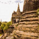 Aller découvrir la Thaîlande dans les ruines d'un monastère khmer