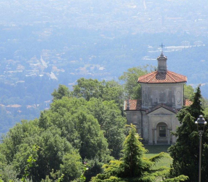 Vue sur Varese