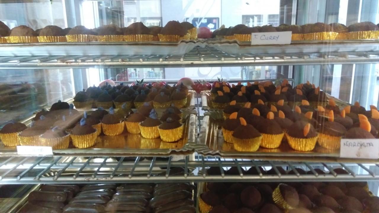 A Saragosse, les délices chocolatés font légion