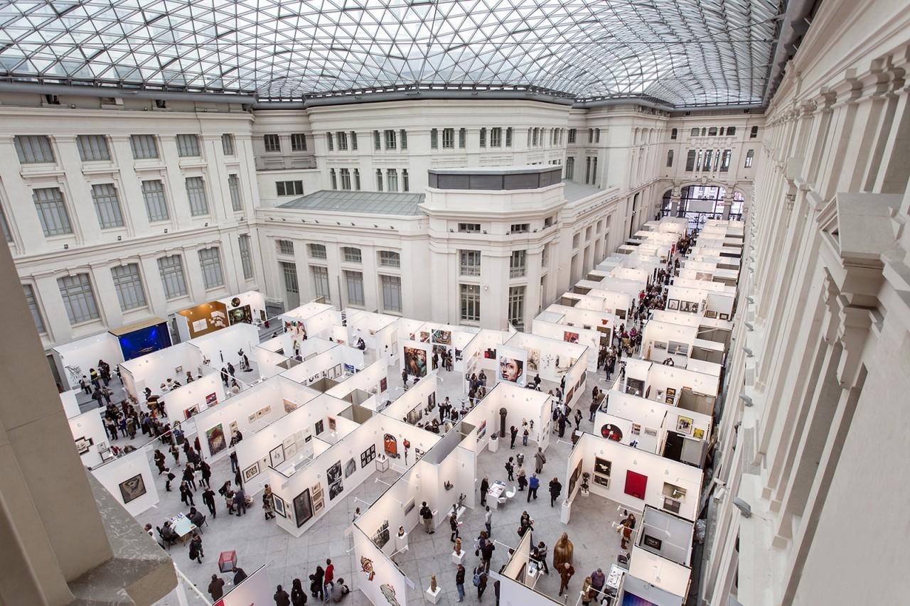 De nombreux artistes à voir à Madrid dans le cadre d'Art Madrid