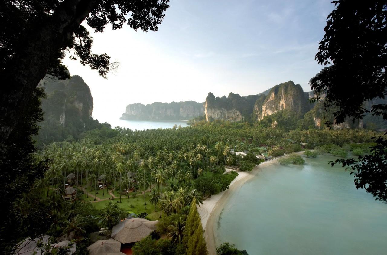 Notre avis sur le Rayavadee Resort à Krabi