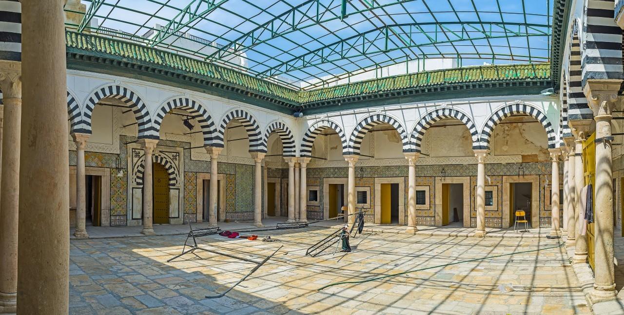 Les trésors de l'architecture tunisienne