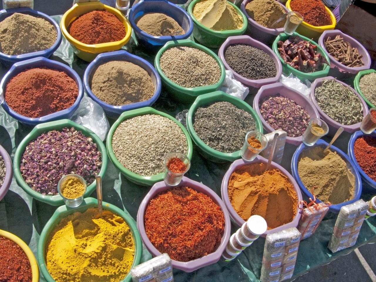 Allez au zouk pour découvrir les parfums des piments et autres épices