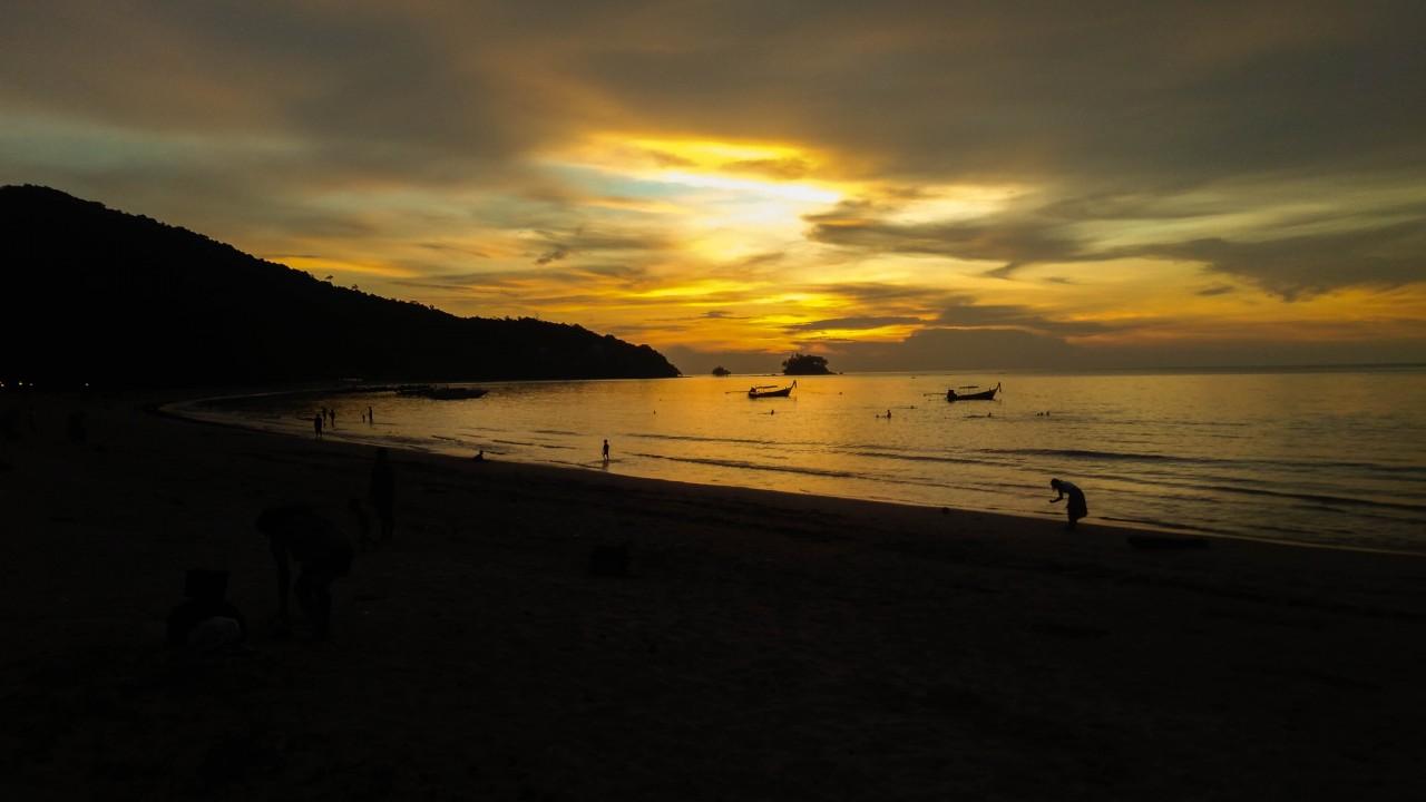 Enfin le paradis à Phuket en Thaïlande