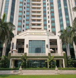 Le Péninsula à Bangkok