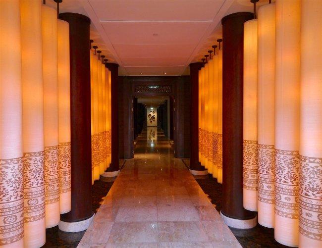 Le spa du Péninsula à Bangkok